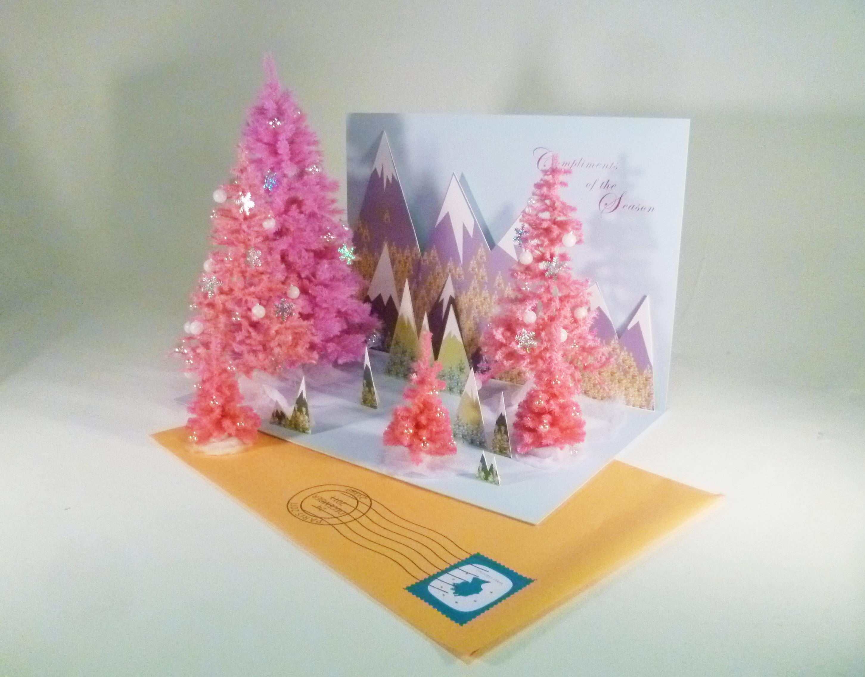 Oversized christmas cards christmas cards ideas for Giant christmas card ideas