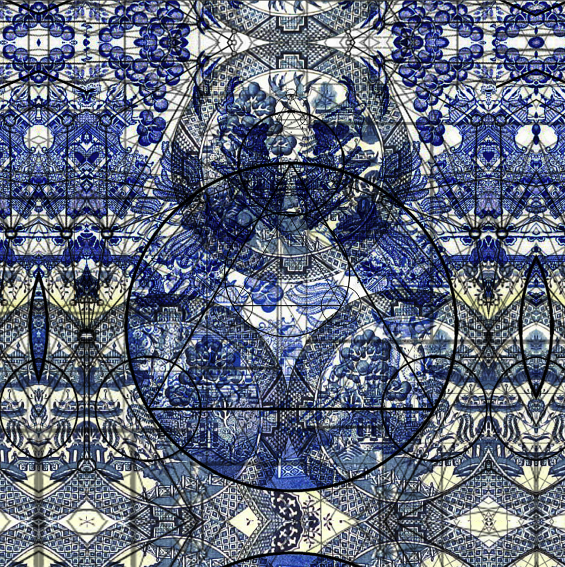 Willow Pattern P E T R A S T O R R S